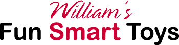 William's Fun Smart Toys Logo